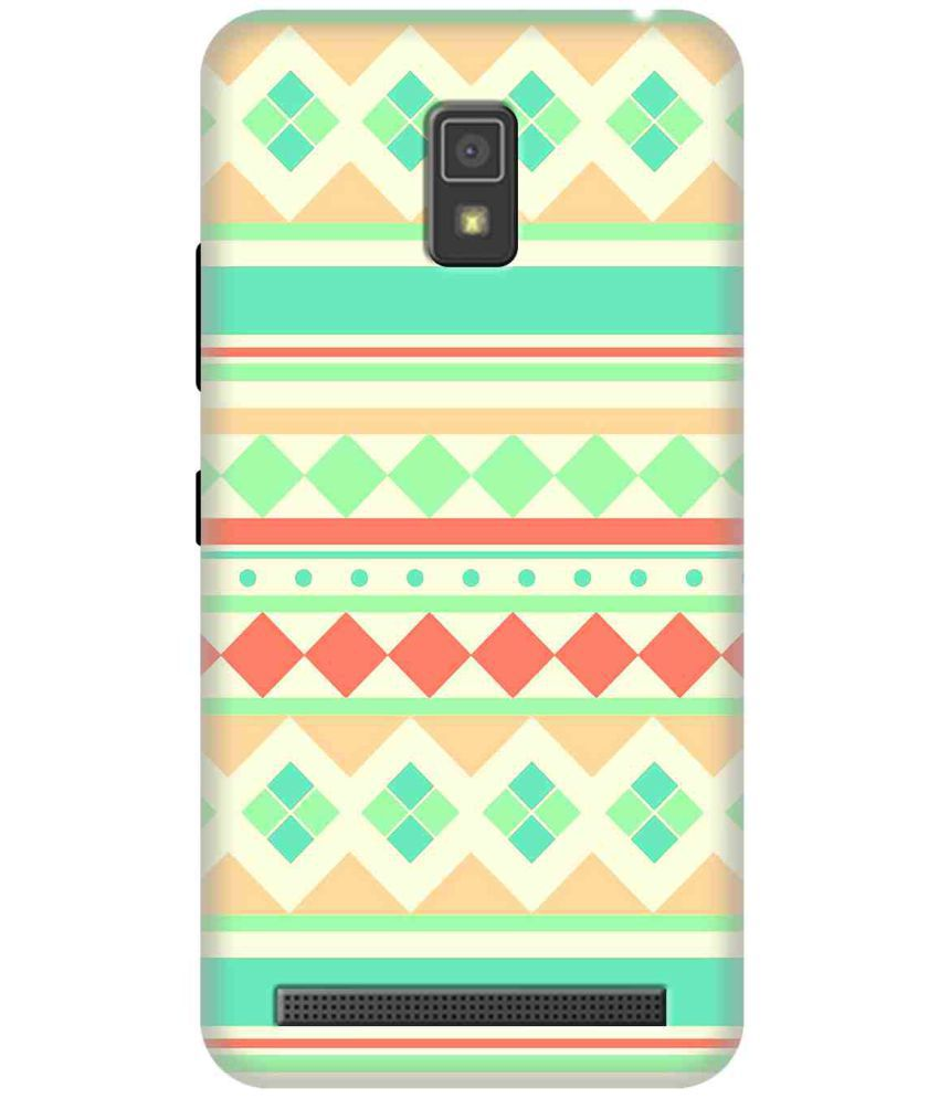 Lenovo A6600 3D Back Covers By TrilMil