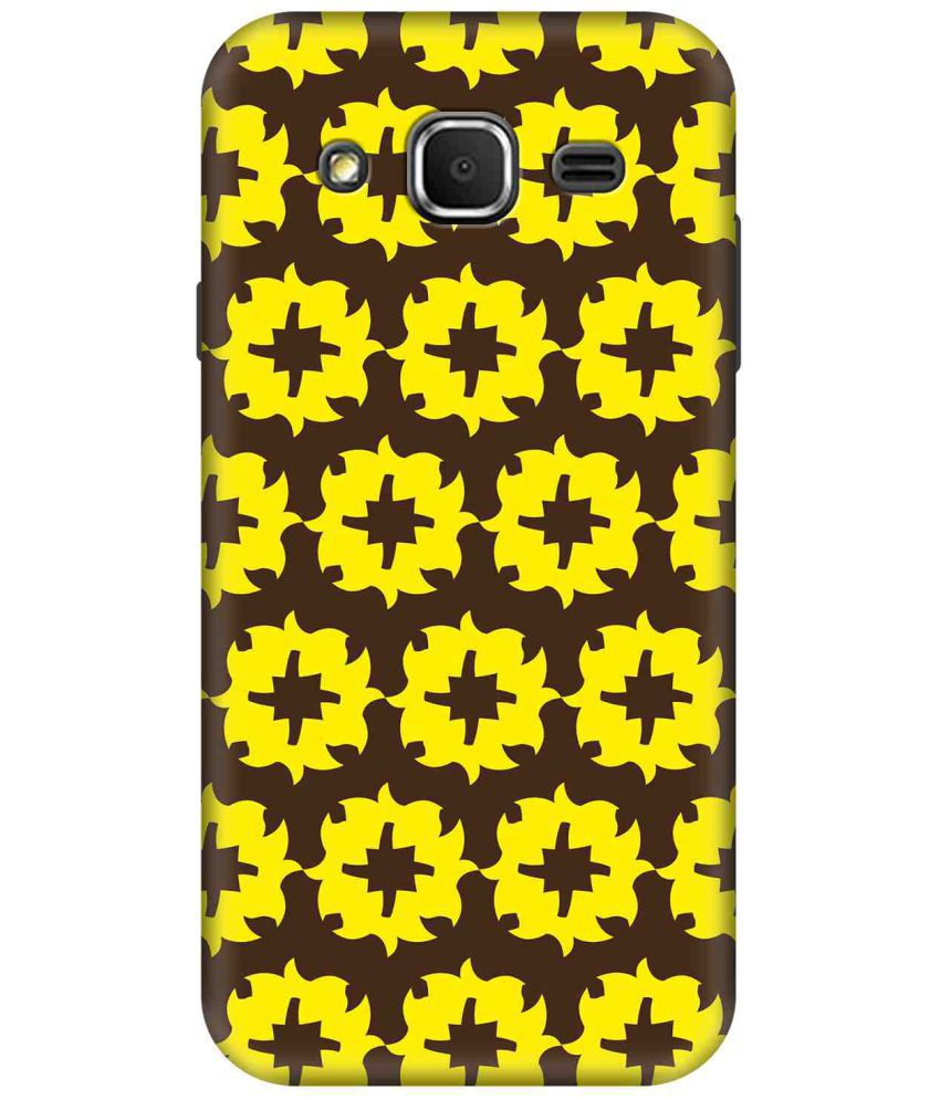 Samsung Galaxy J7 3D Back Covers By TrilMil