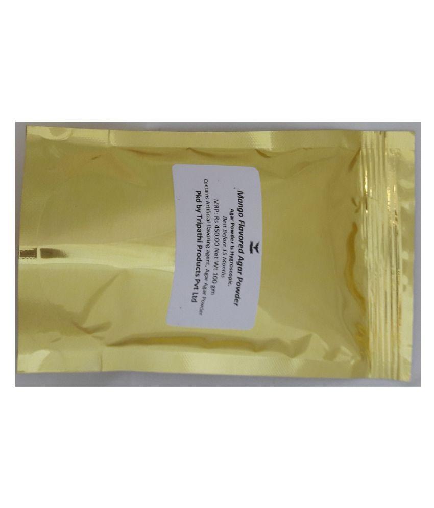 Tripathi Products Mango Agar Gelatin 100 gm