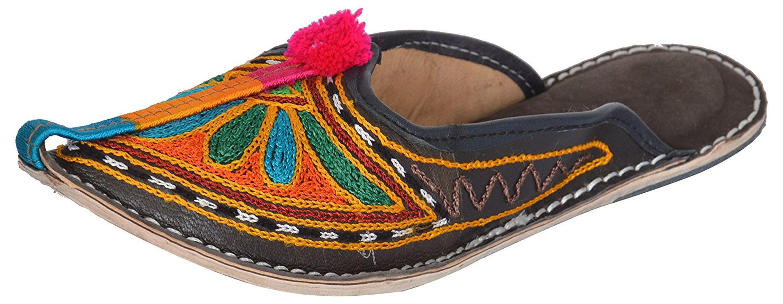 Gogo Multi Color Ethnic Footwear