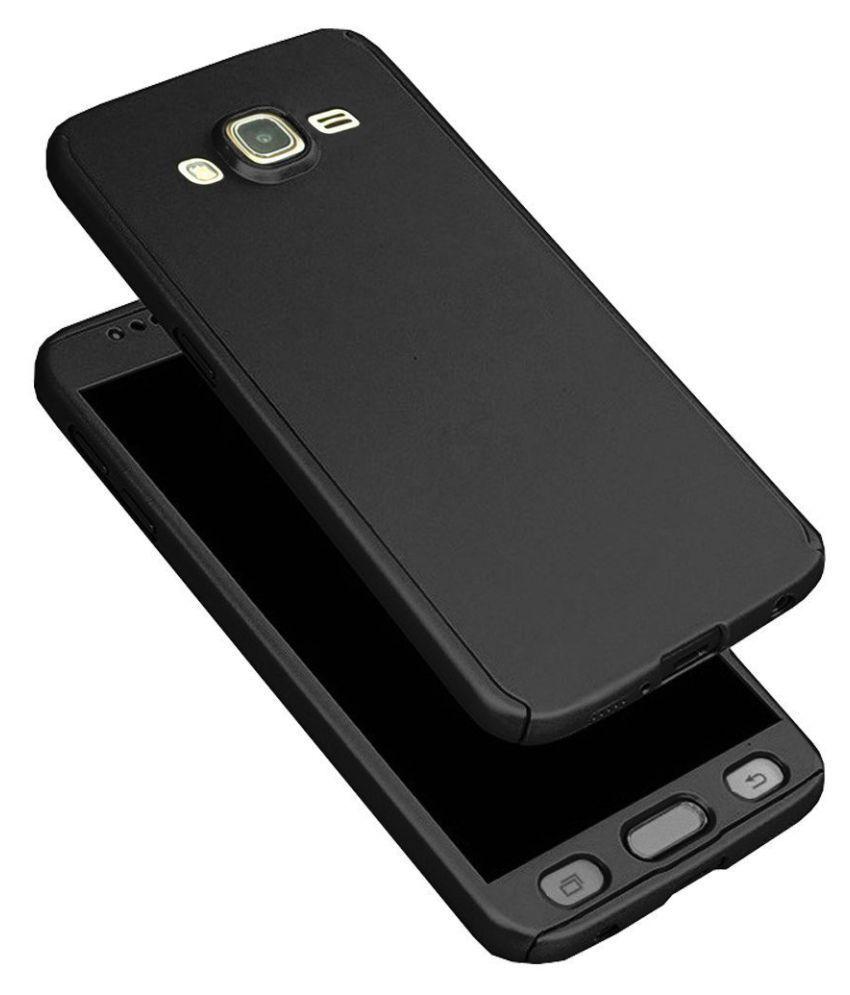 best service b2993 180e5 Samsung Galaxy J3 Pro Bumper Cases ClickAway - Black