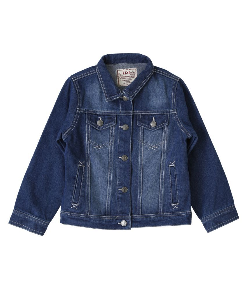 Lilliput kids Blue Jacket
