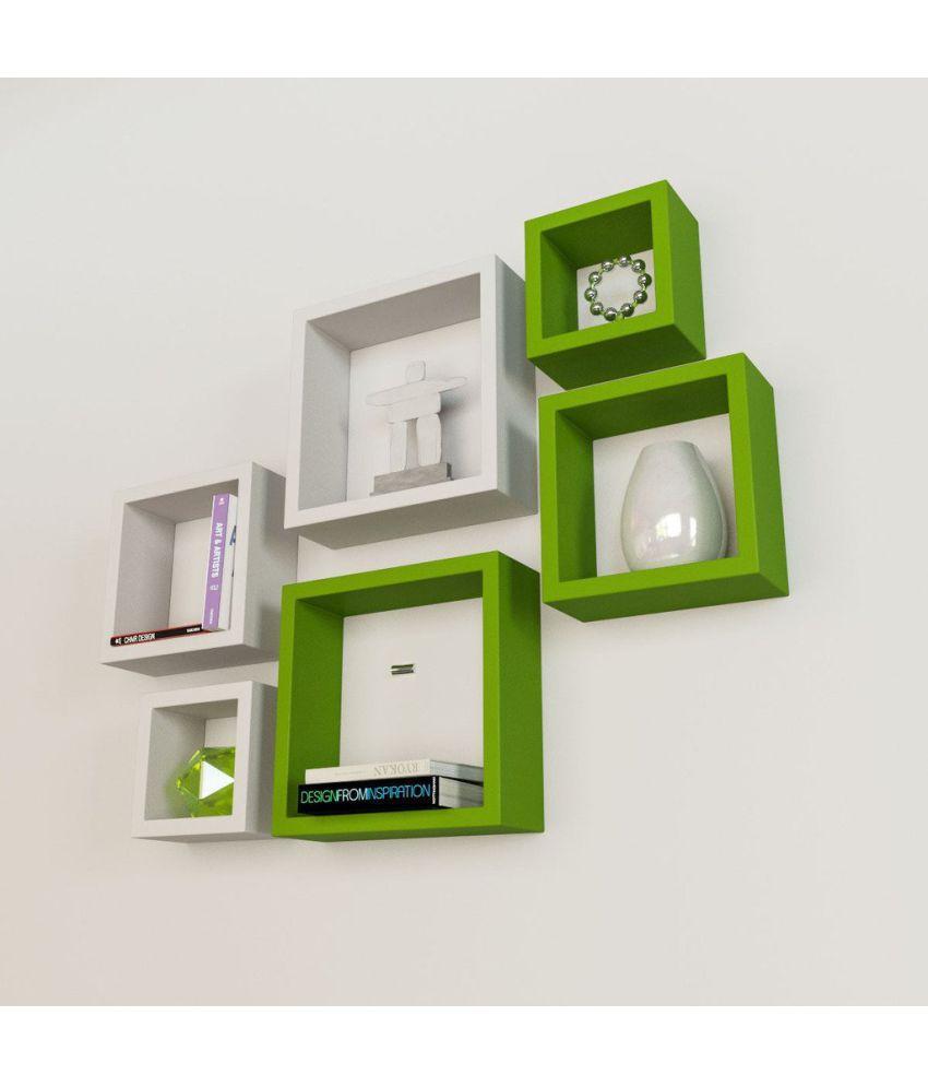 Sunshine Floating Shelf/ Wall Shelf / Storage Shelf/ Decoration Shelf Multicolour - Pack of 1