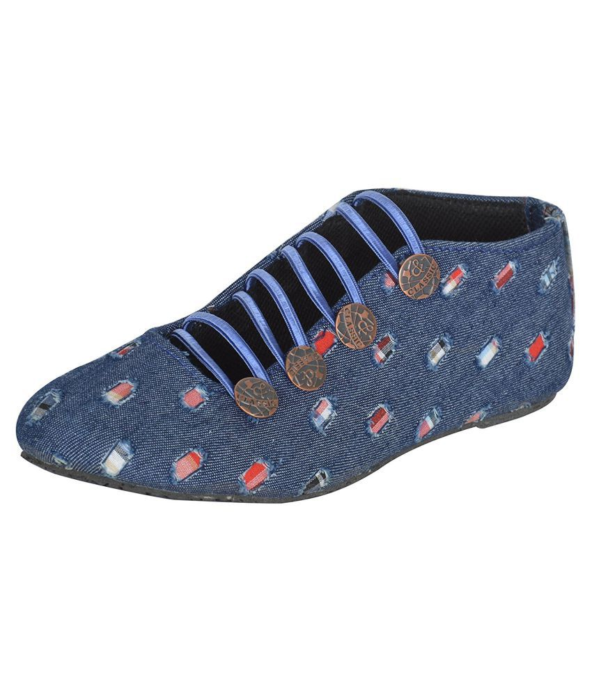 Ankita Multi Color Ethnic Footwear