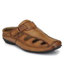 El Paso Tan Sandals