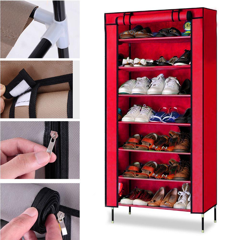 Kawachi Multipurpose Shelf Shoe Storage With