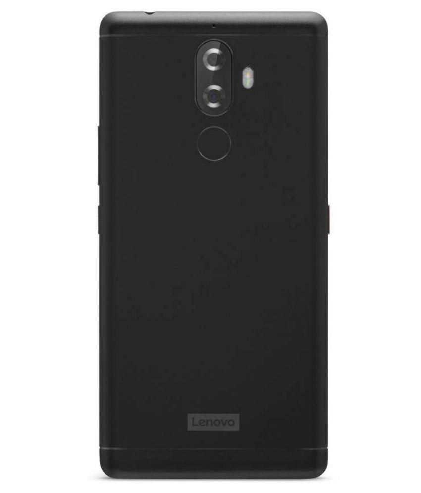 Lenovo XT1902-3 ( 64GB , 4 GB ) Black