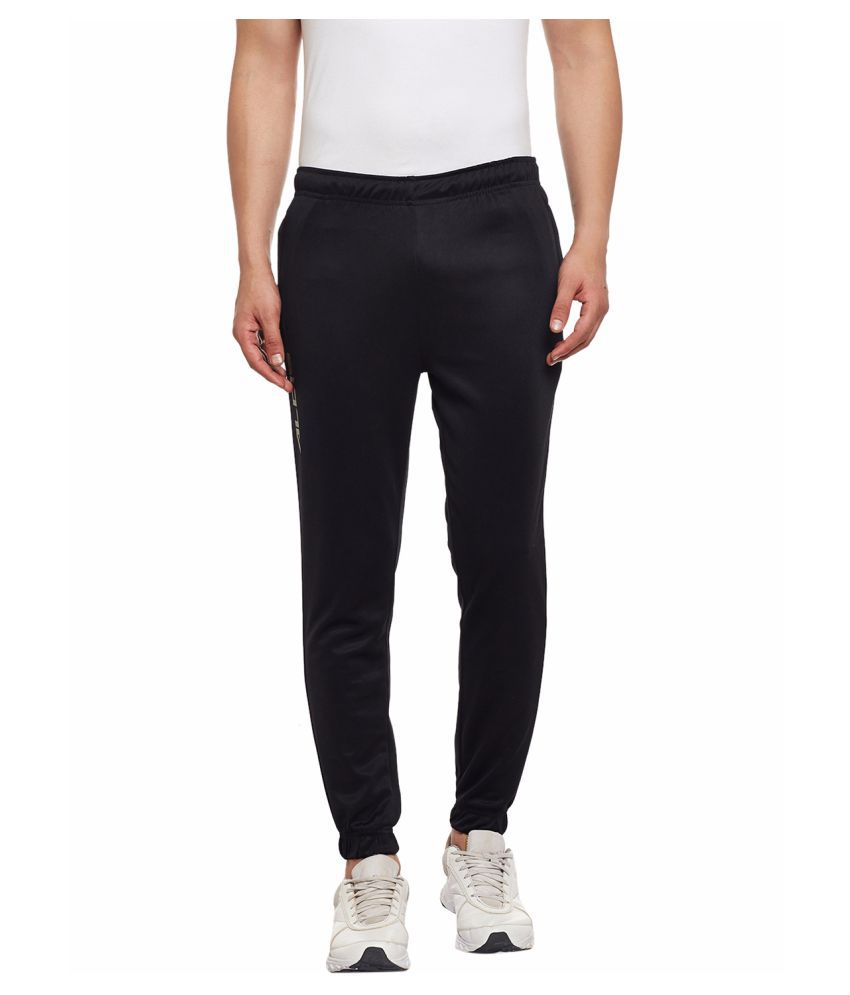Alcis Mens Black Trackpant