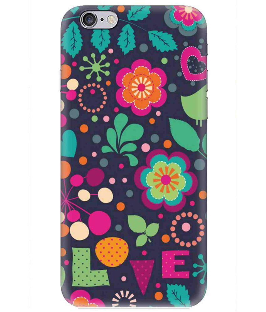 Apple iPhone 6S 3D Back Covers By Wow