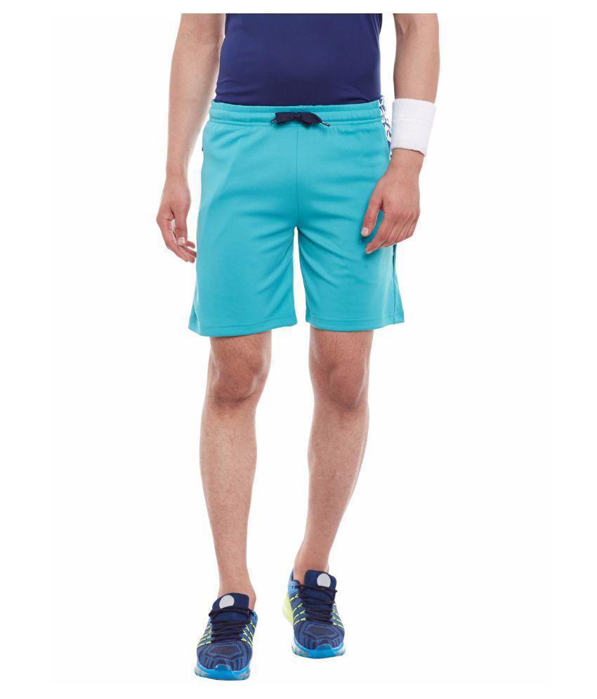 Alcis Mens Green Shorts