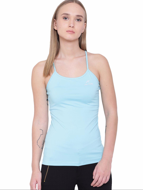 Alcis Womens Blue Top