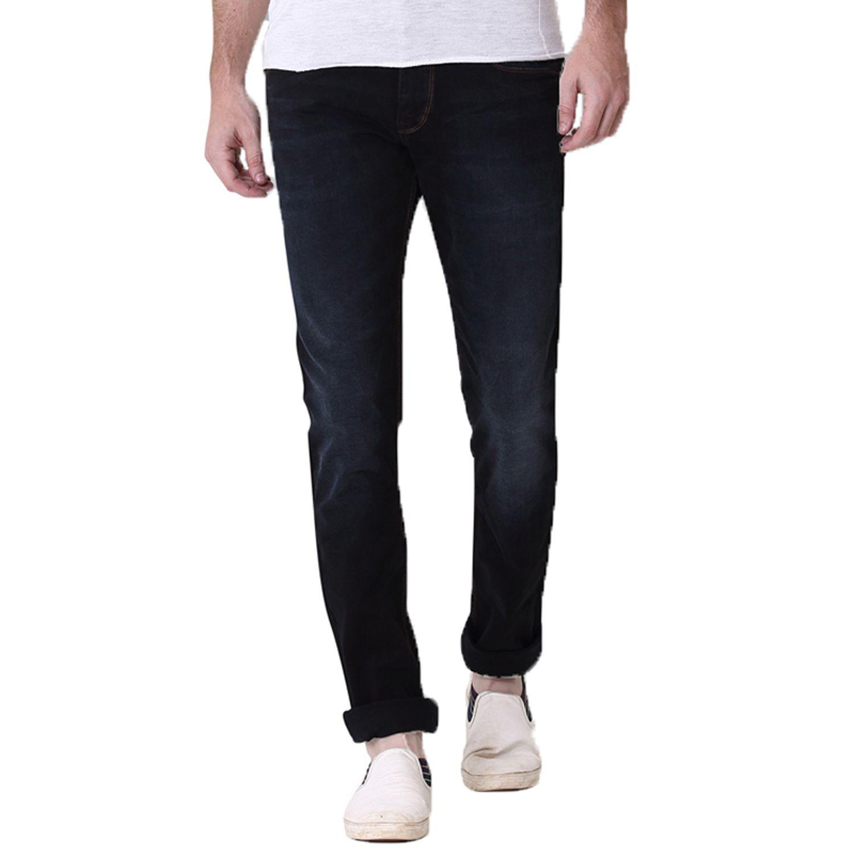 KOZZAK Black Slim Jeans