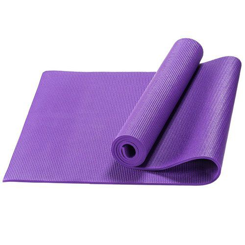 Bodyfit Anti- Skid 7 Mm Yoga & Exercise Mat For Home & Gym