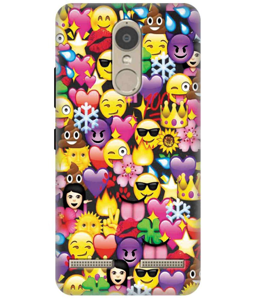 Lenovo K6 3D Back Covers By Wow