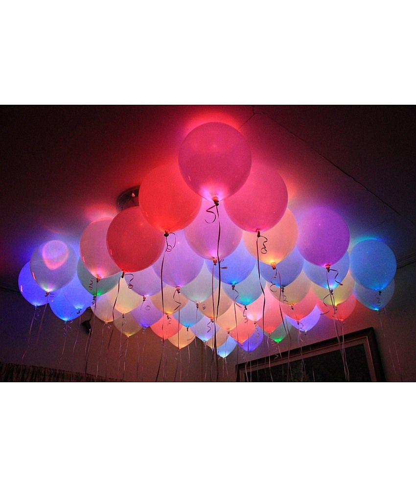 Junos LED Balloon Party Decor Multicolour