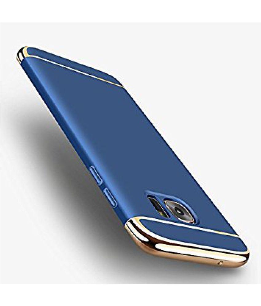 buy online 96b10 bea2f Samsung Galaxy C9 Pro Plain Cases Ipaky - Blue
