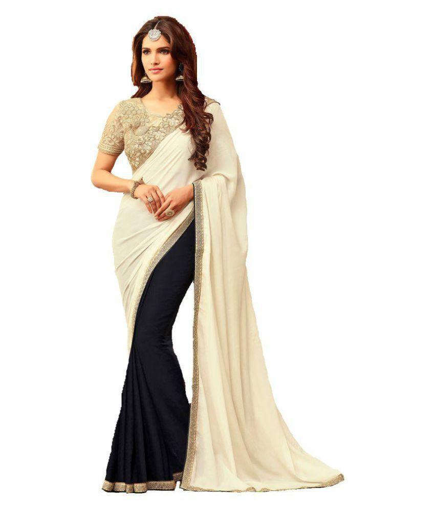 Shree Hari Creation Multicoloured Silk Saree