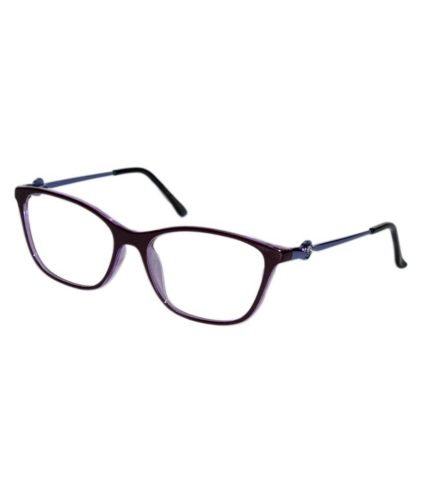 Peter Jones Blue Cateye Spectacle Frame LP2708P
