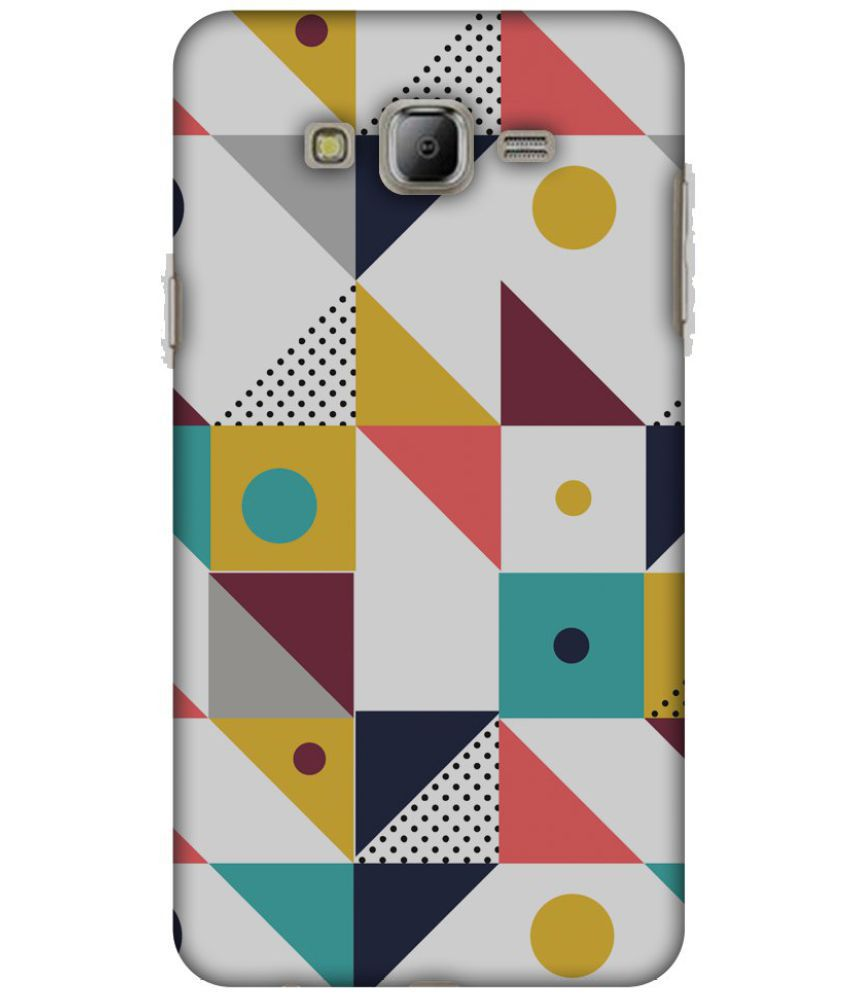 Samsung Galaxy On8 Printed Cover By AMZER