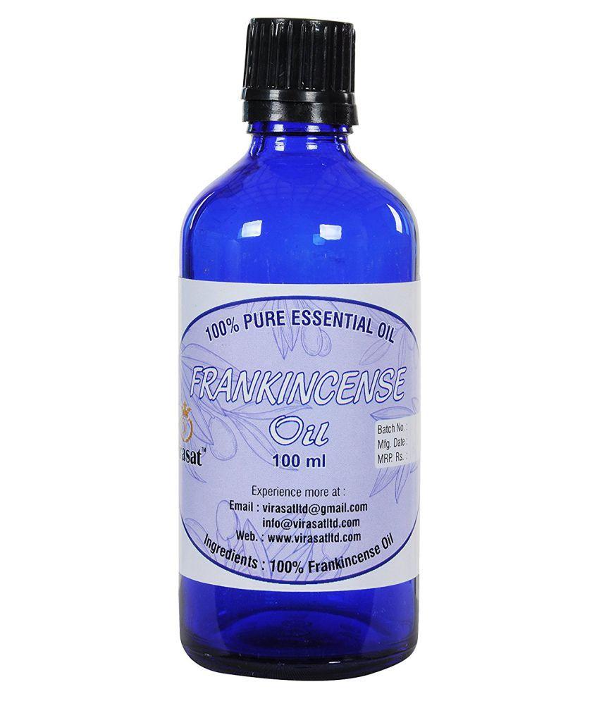 Virasat Frankincense Essential Oil 100 ml
