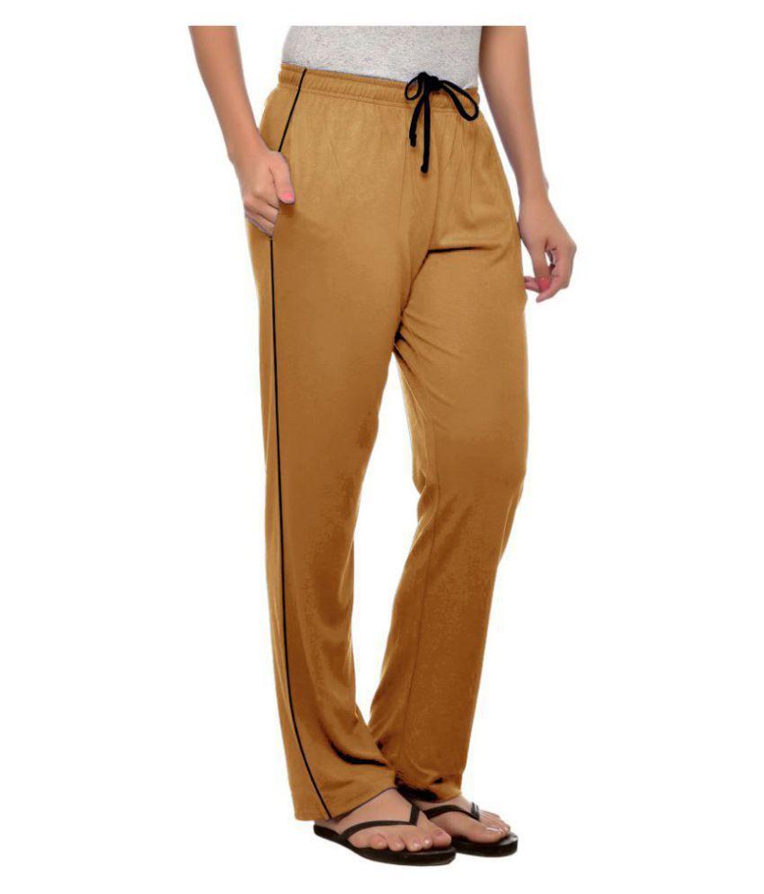 Angel Soft Cotton Pajamas - Beige
