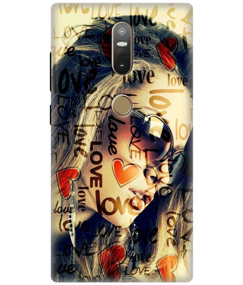 Lenovo Phab 2 Plus 3D Back Covers By TrilMil