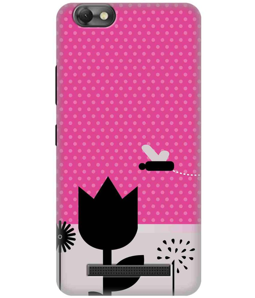 Lenovo Vibe C 3D Back Covers By TrilMil