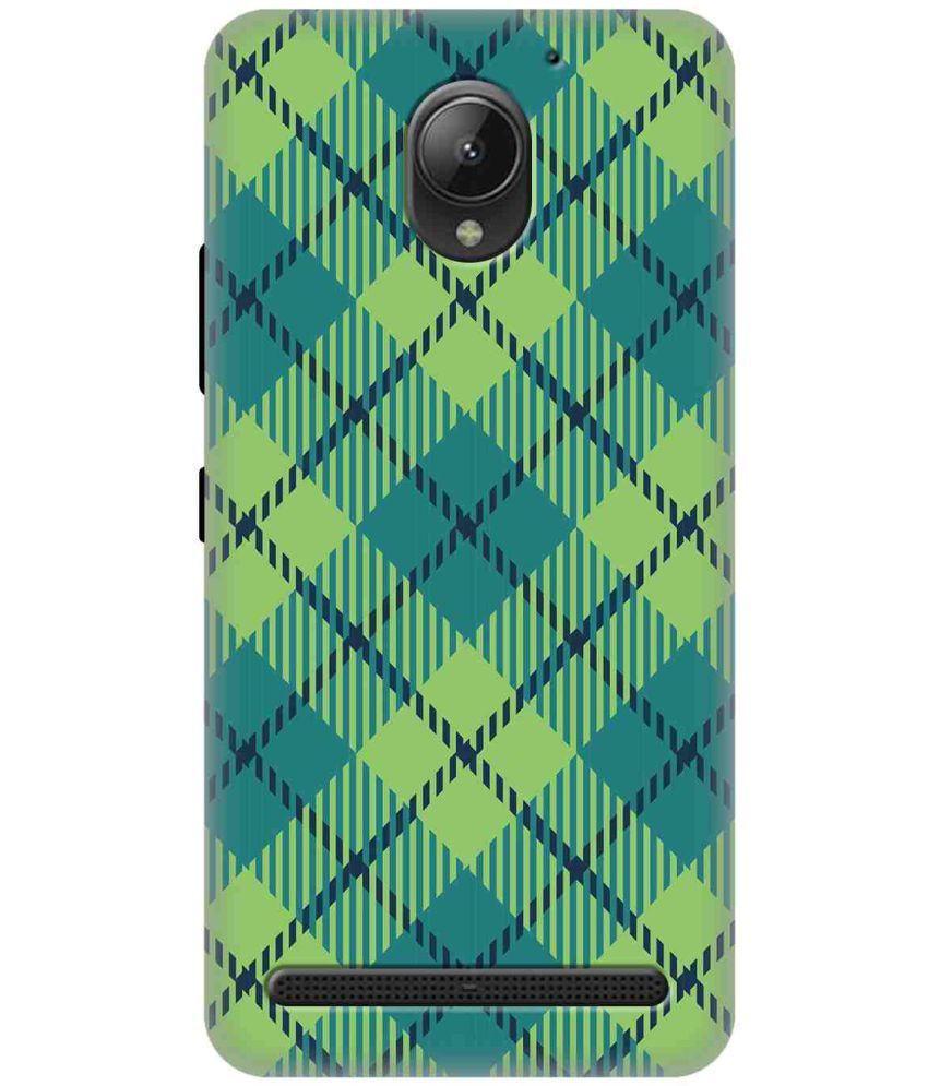 Lenovo Vibe C2 3D Back Covers By TrilMil