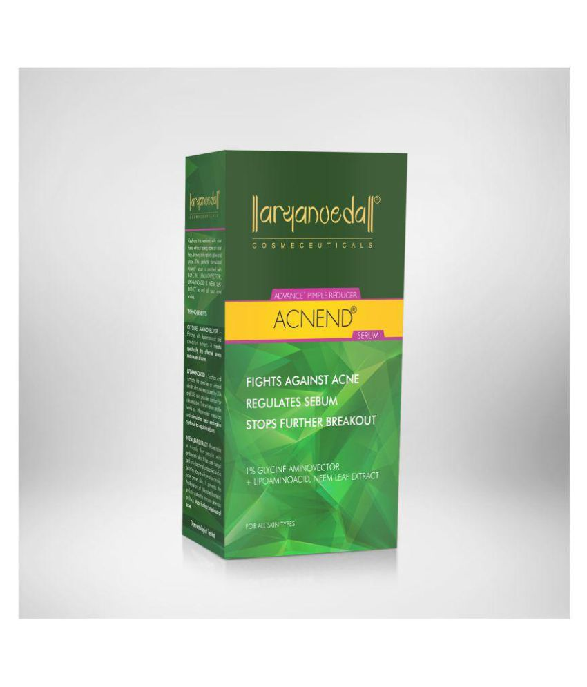 Aryanveda Acnend Face Serum 50 ml