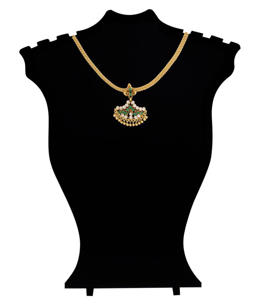 Jewlot AD Necklace for Women and Girls