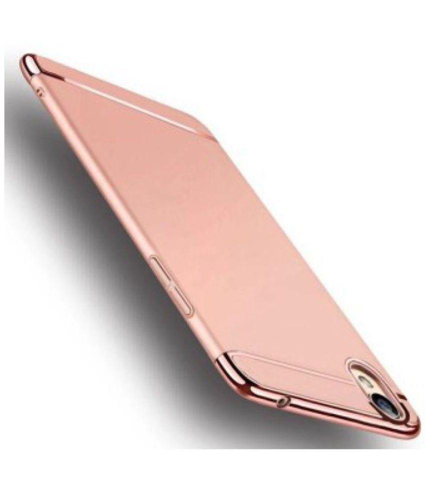 quality design b2fe8 3b464 Oppo A37F - 3 in 1 Protective Cover by ClickAway - Rose Gold