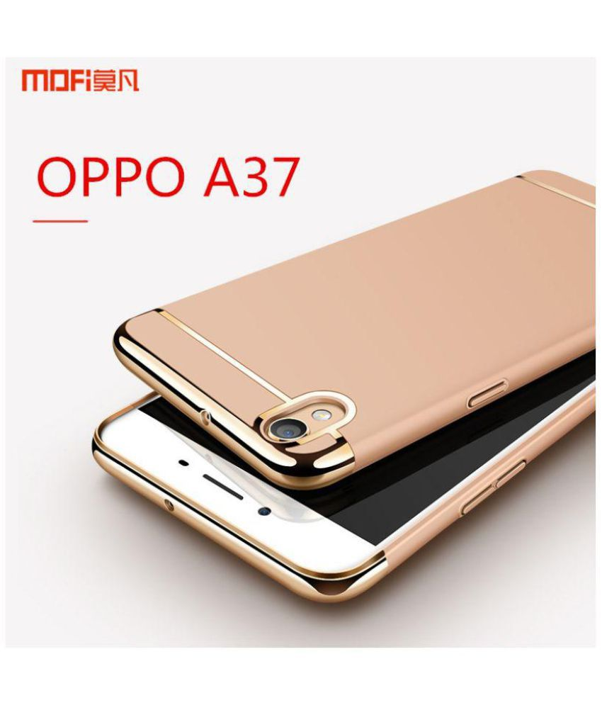 premium selection 89484 c26e8 Oppo A37F Plain Cases Worth IT - Rose Gold