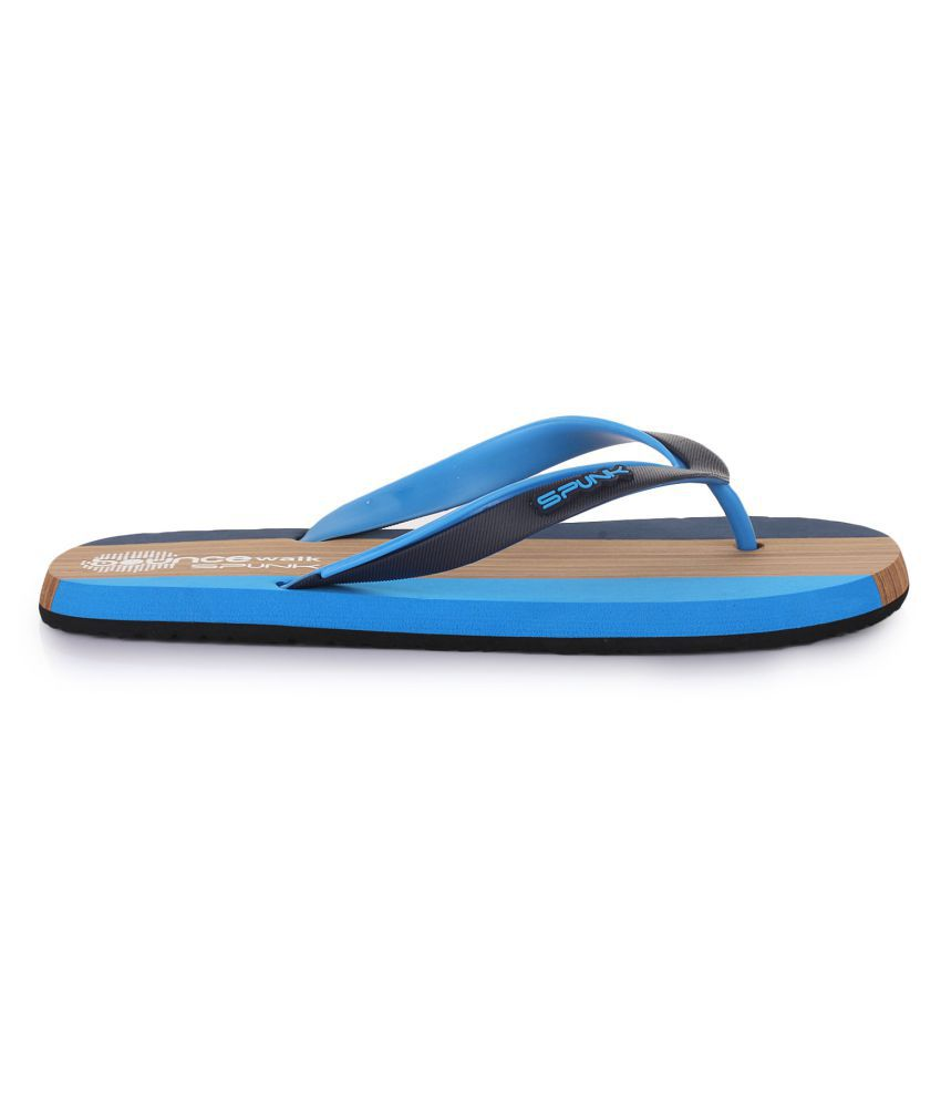 1fbde3edc24 Spunk Dee Navy Daily Slippers Price in India- Buy Spunk Dee Navy ...