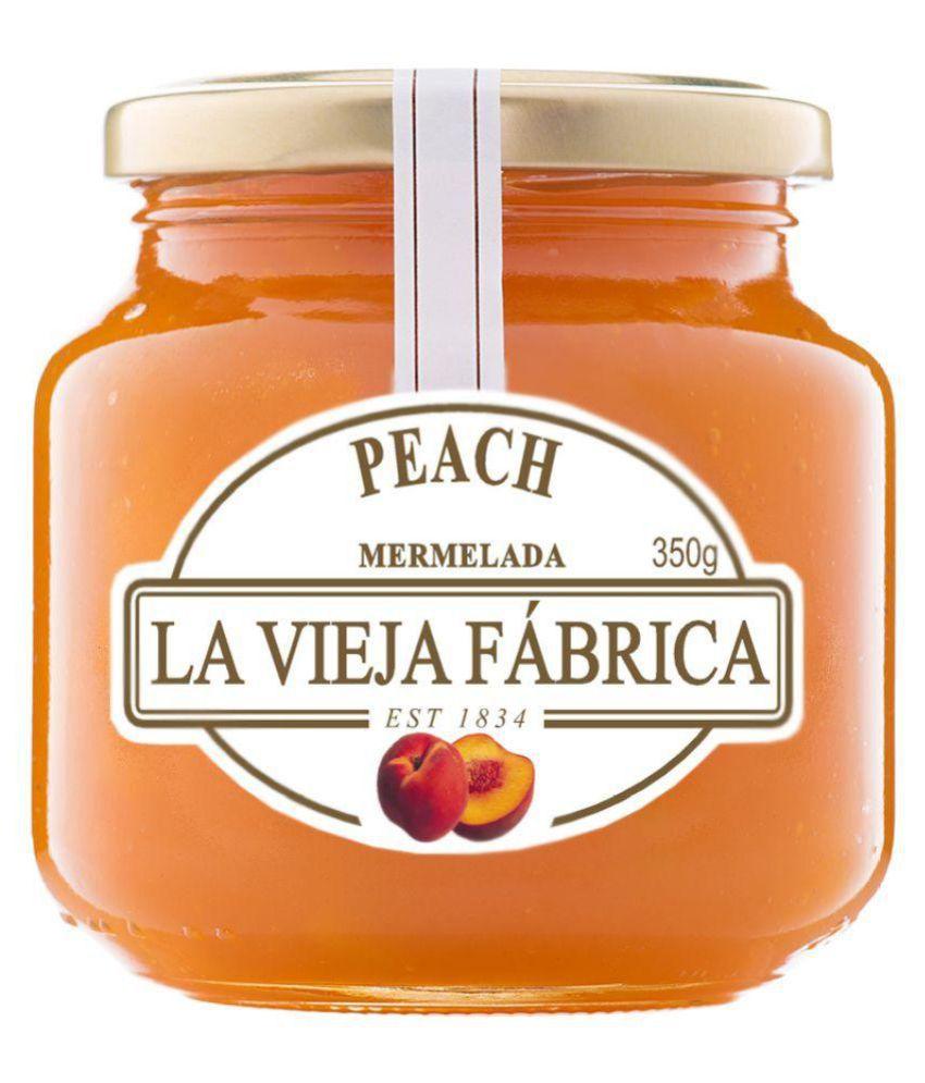 LA VIEJA FABRICA Peach Jam 350 gm
