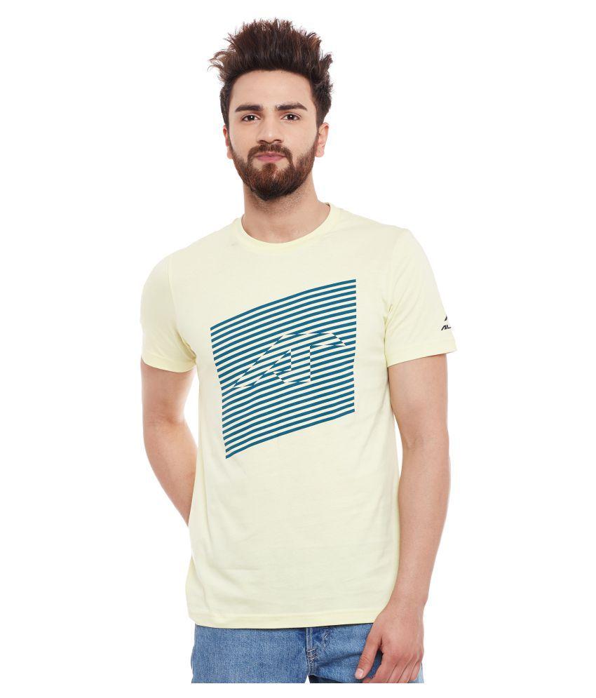 ALCIS MENS BLUE GREEN T-Shirts