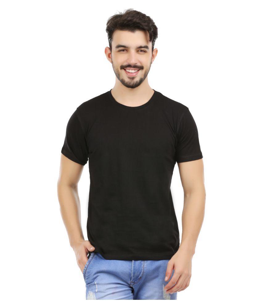 AHO White Round T-Shirt Pack of 1