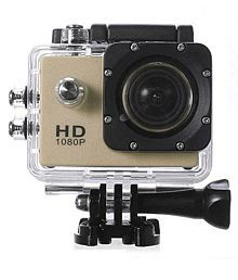 TECHNUV 12.1 MP Action Camera