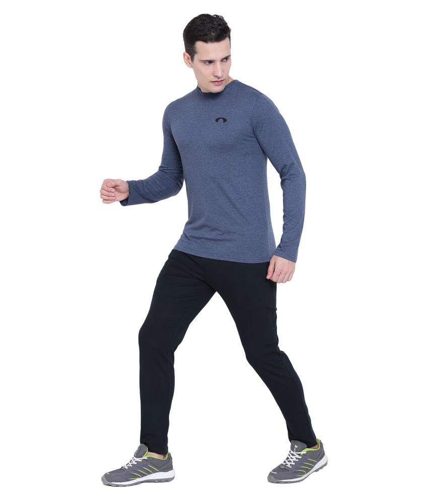 Arcley Navy Round T-Shirt Pack of 1