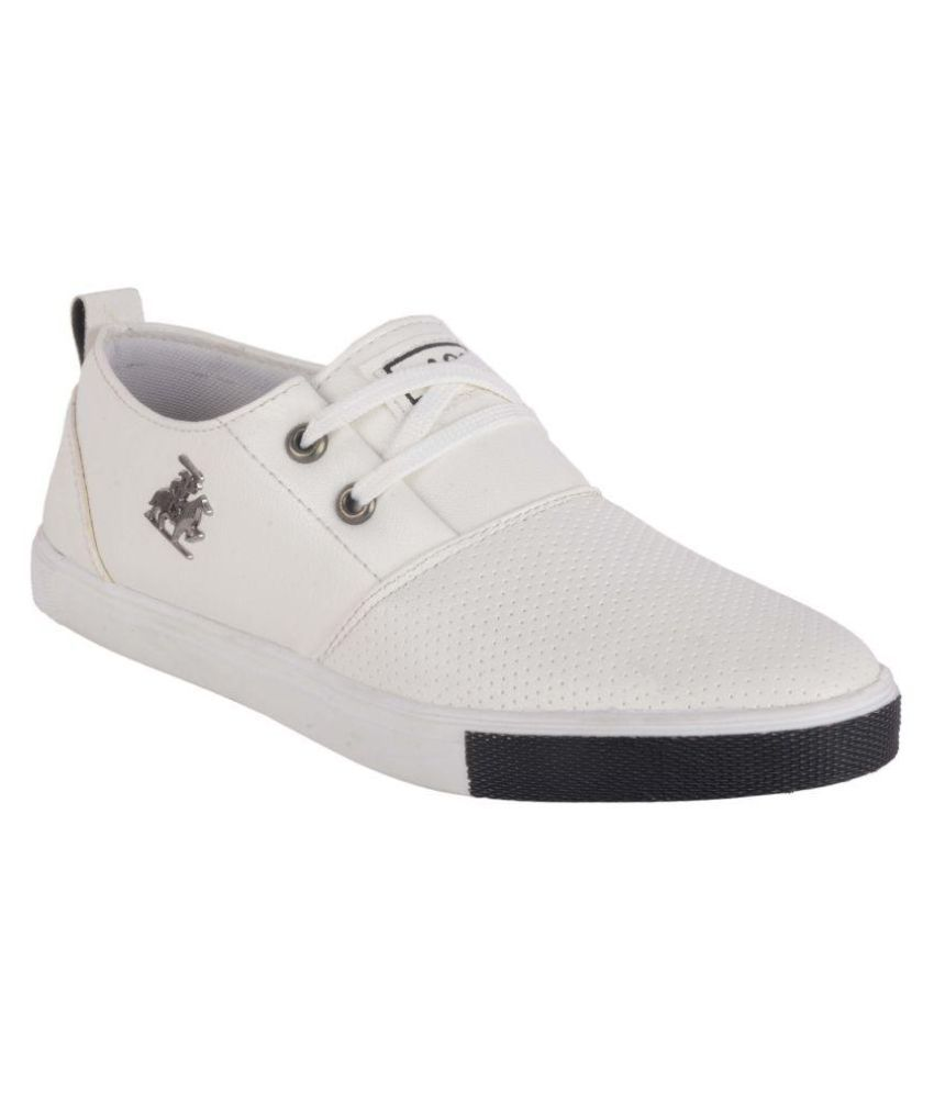 Evolite BG01 Sneakers White Casual Shoes