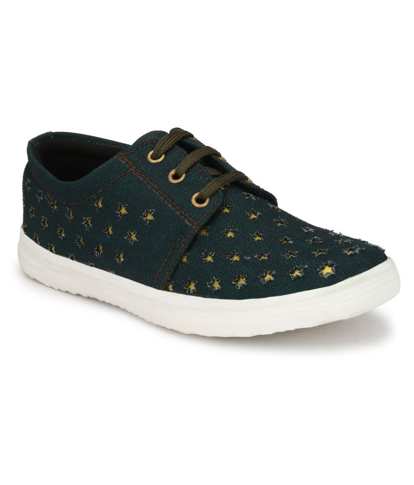 ANTEROFLEX Navy Casual Shoes