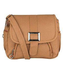 Fourdatr Women PU Sling Bag