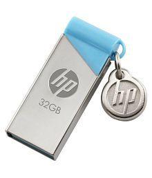 HP v215b 32GB USB 2.0 Utility Pendrive Single