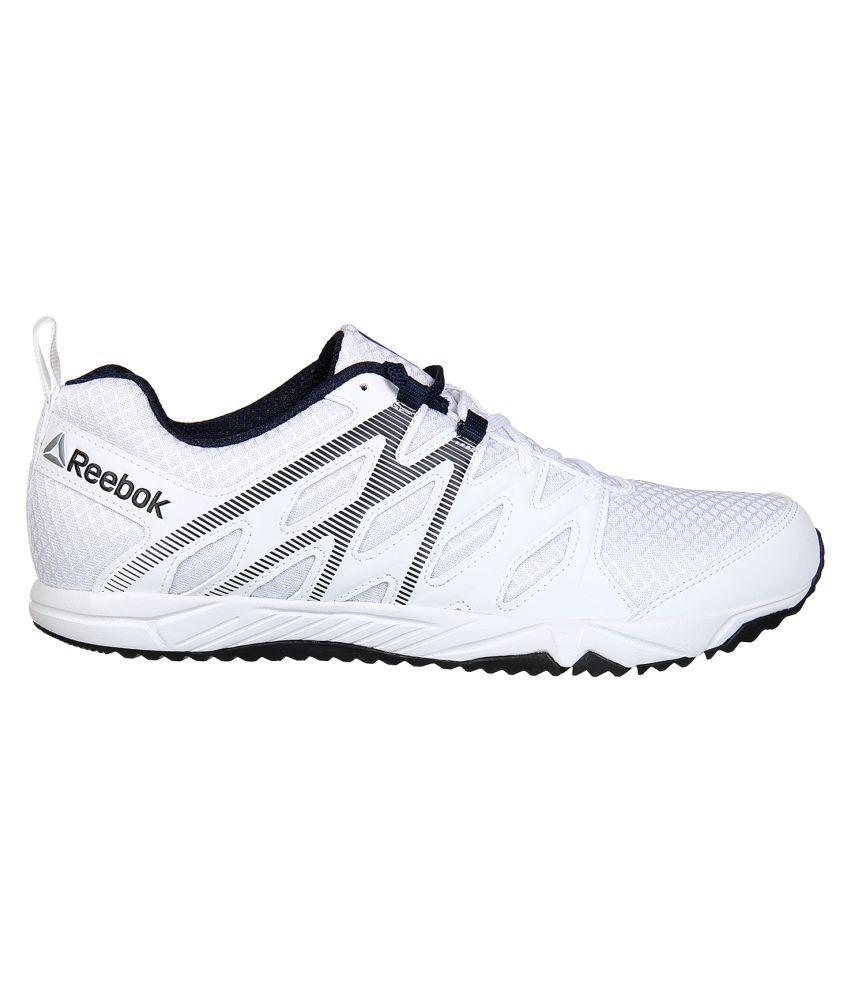 Reebok ARCADE RUNNER LP White Running Shoes - Buy Reebok ARCADE ... 25e14a197