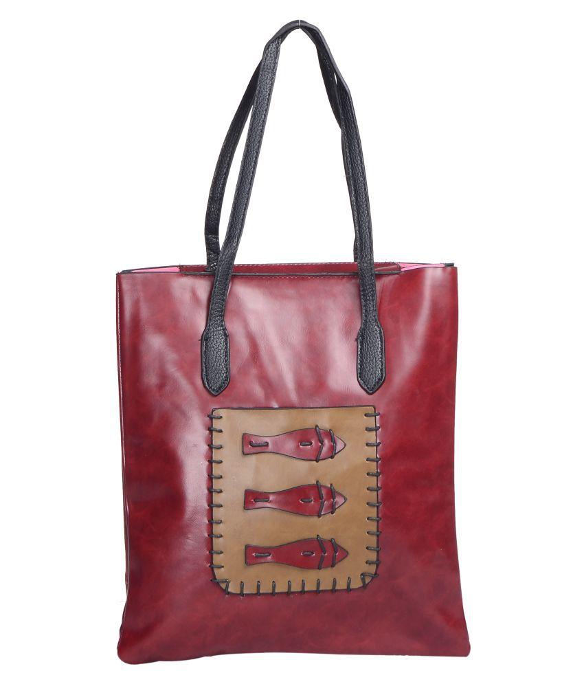 Senora Blue P.U. Satchel Bag