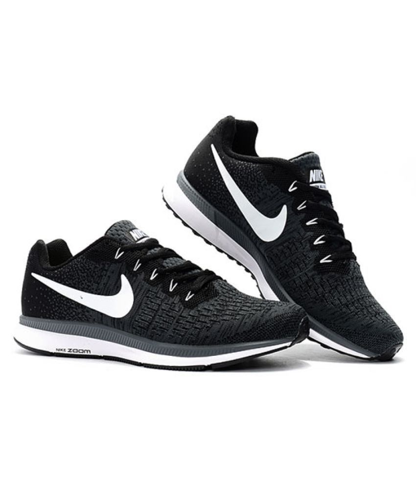 sports shoes 13581 dc4bc Nike PEGASUS ALL OUT Black Running Shoes