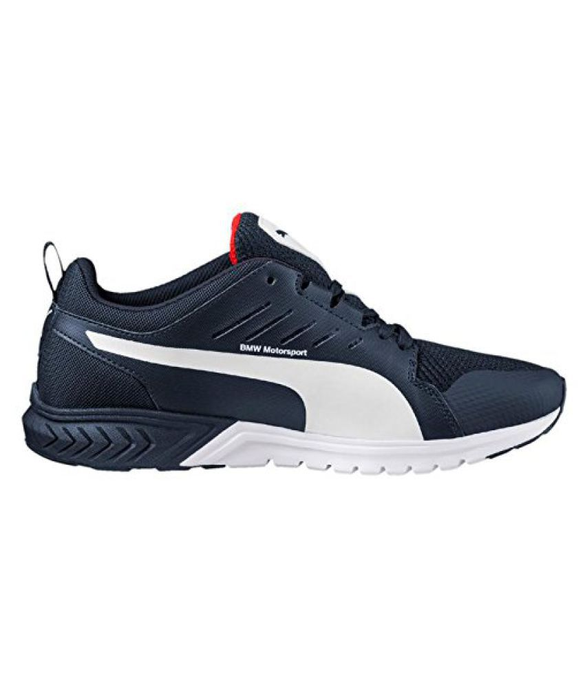 Puma BMW MS Pitlane Motor Blue Running Shoes - Buy Puma BMW MS ... 74179dc8a