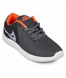 ASIAN BOUNCE-21 Lifestyle Gray Casual Shoes