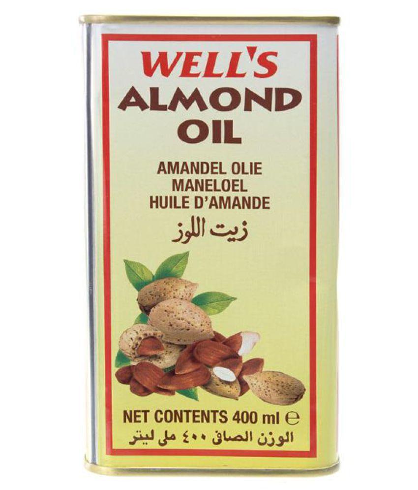 Wells Almond Oil - 400ml