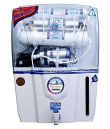 DEAL AQUAGRAND RO+UF+UV+MINERAL+TDS CONTROLLER 12 Ltr ROUVUF Water Purifier