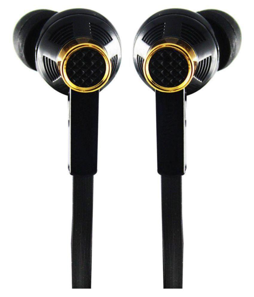 Mobiraj Tx2 for Apple iPhone SE Ear Buds Wired Earphones ...